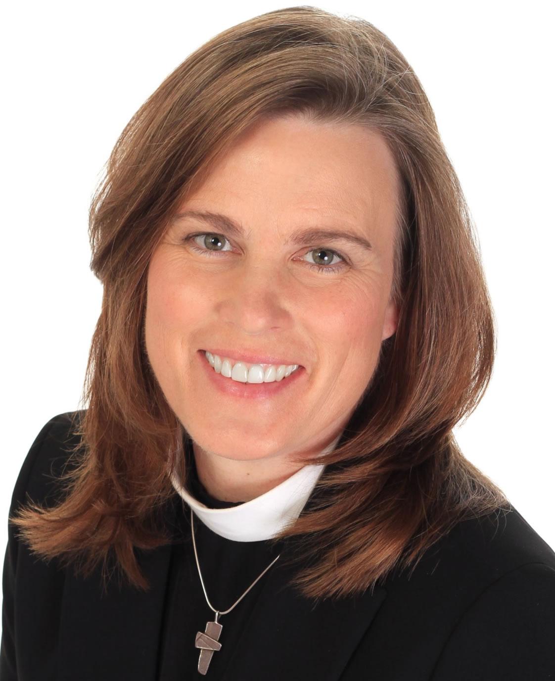 The Rev. Andrea McMillin, Canon to the Ordinary