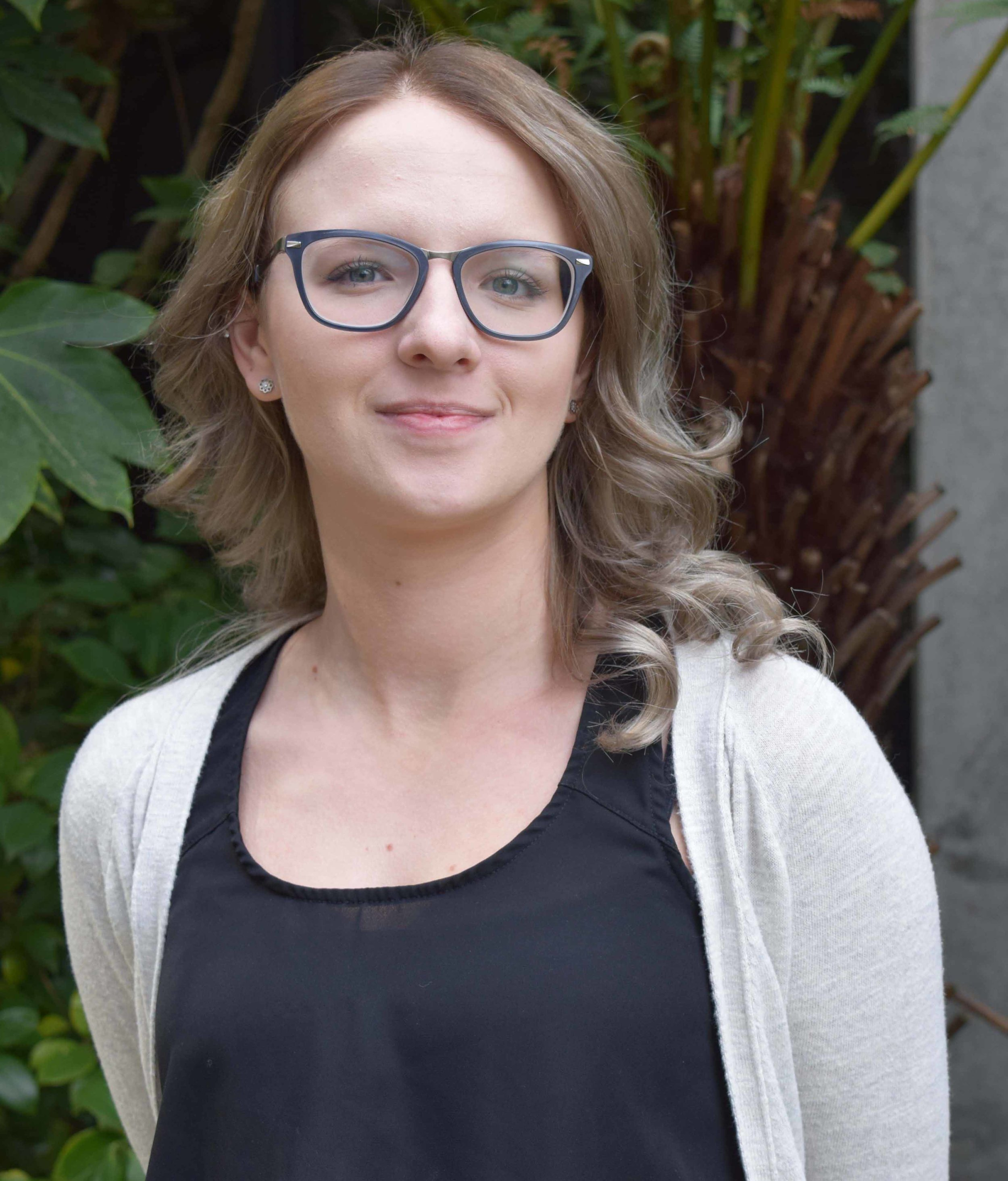Sophie Smal, Communications Coordinator