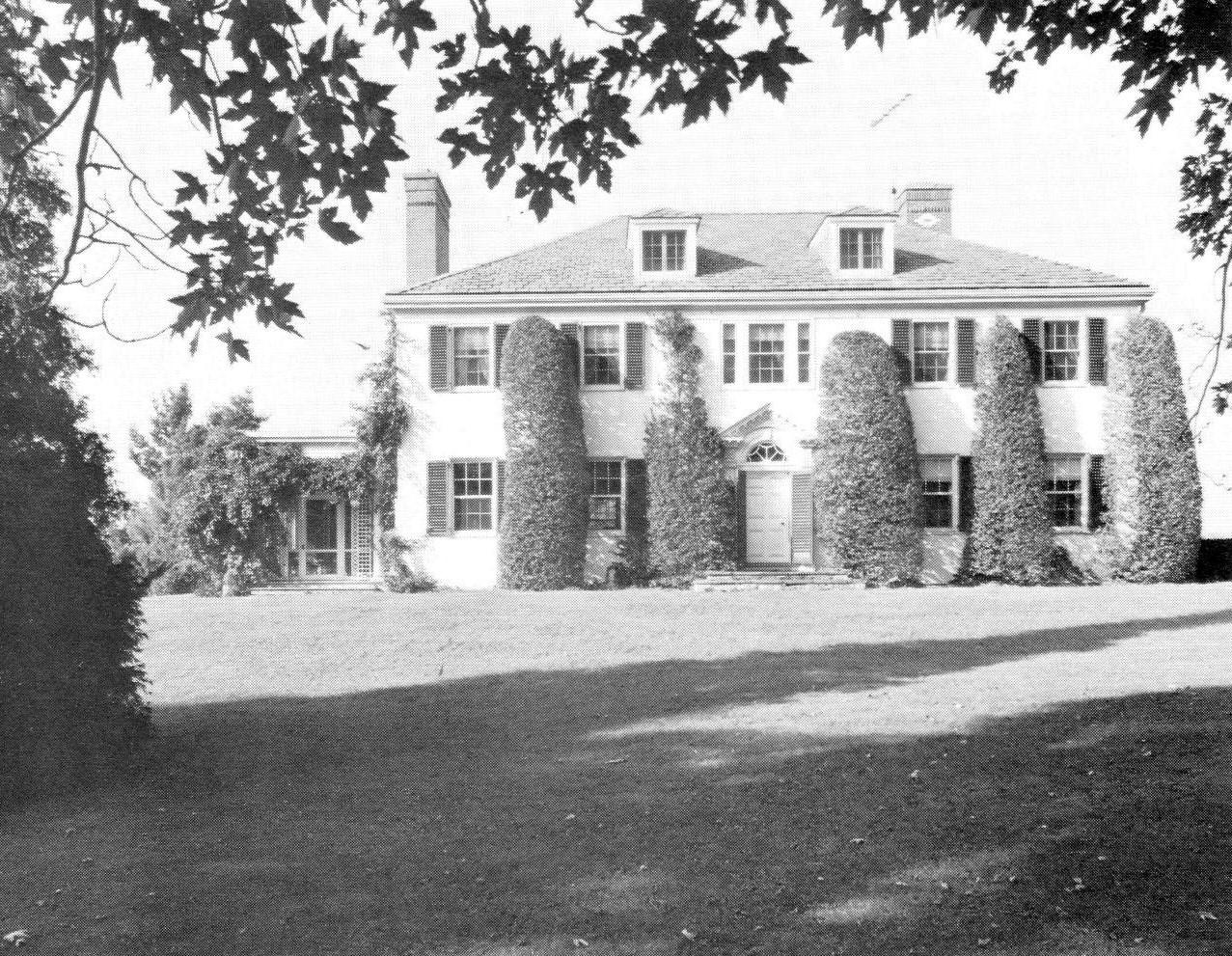 ca. 1927, after renovation
