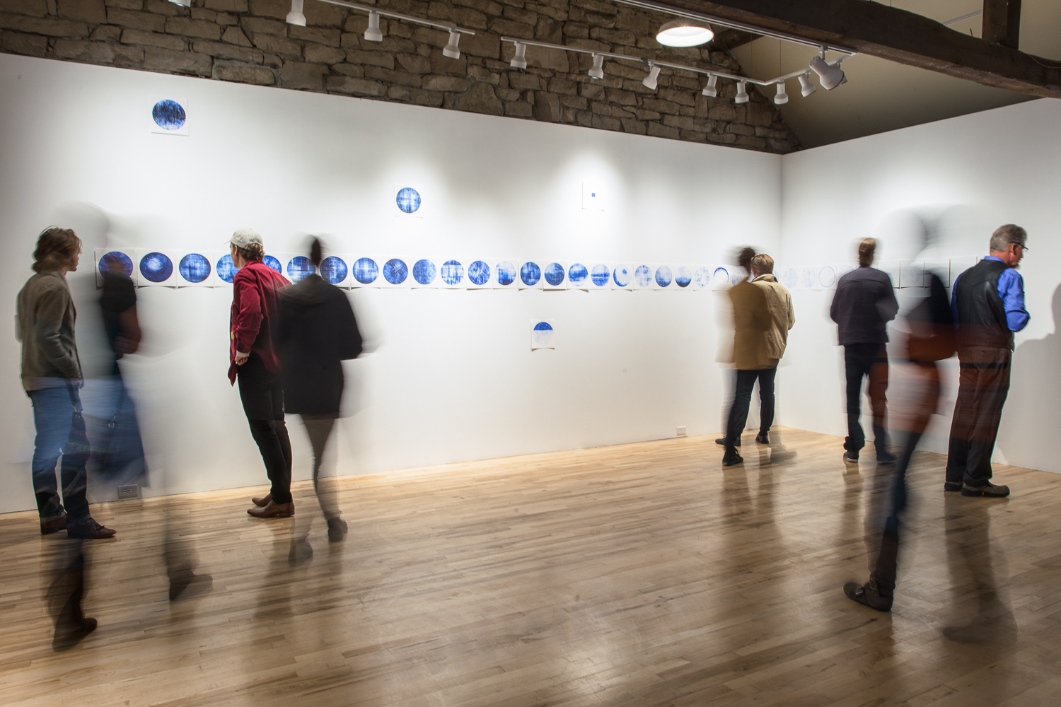 Solo Exhibition at The Granary Art Center and Artist Presentation at Snow College. Ephraim, Utah October 2016.
