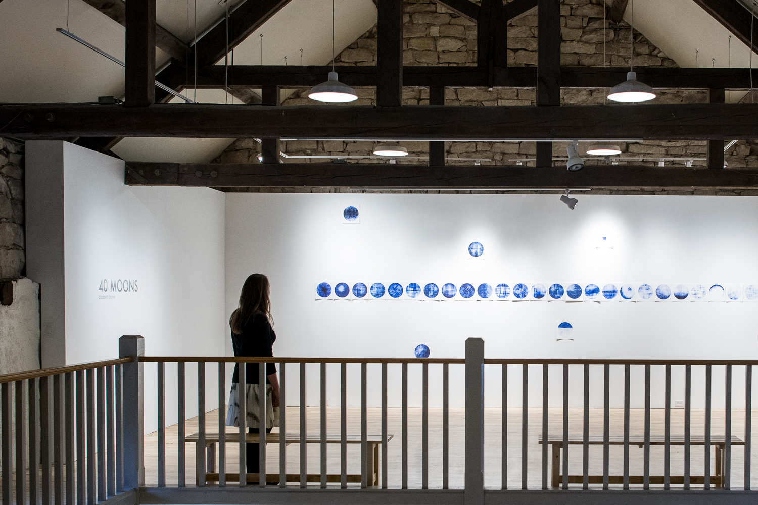 40 Moons Exhibition