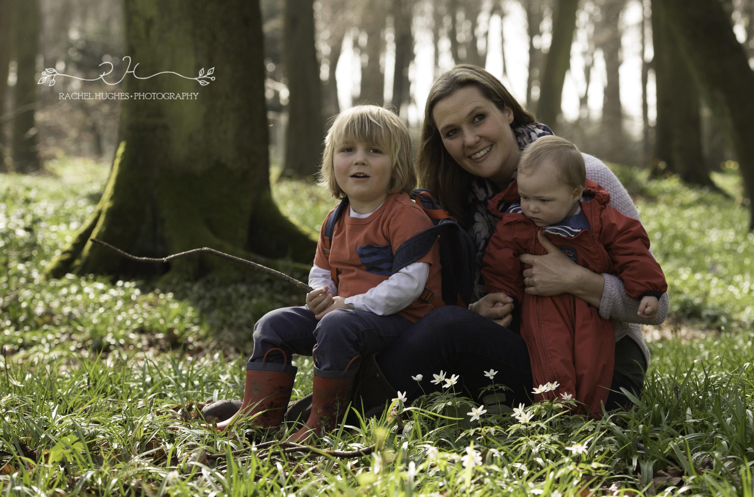 Mummy and Me woodland anenome