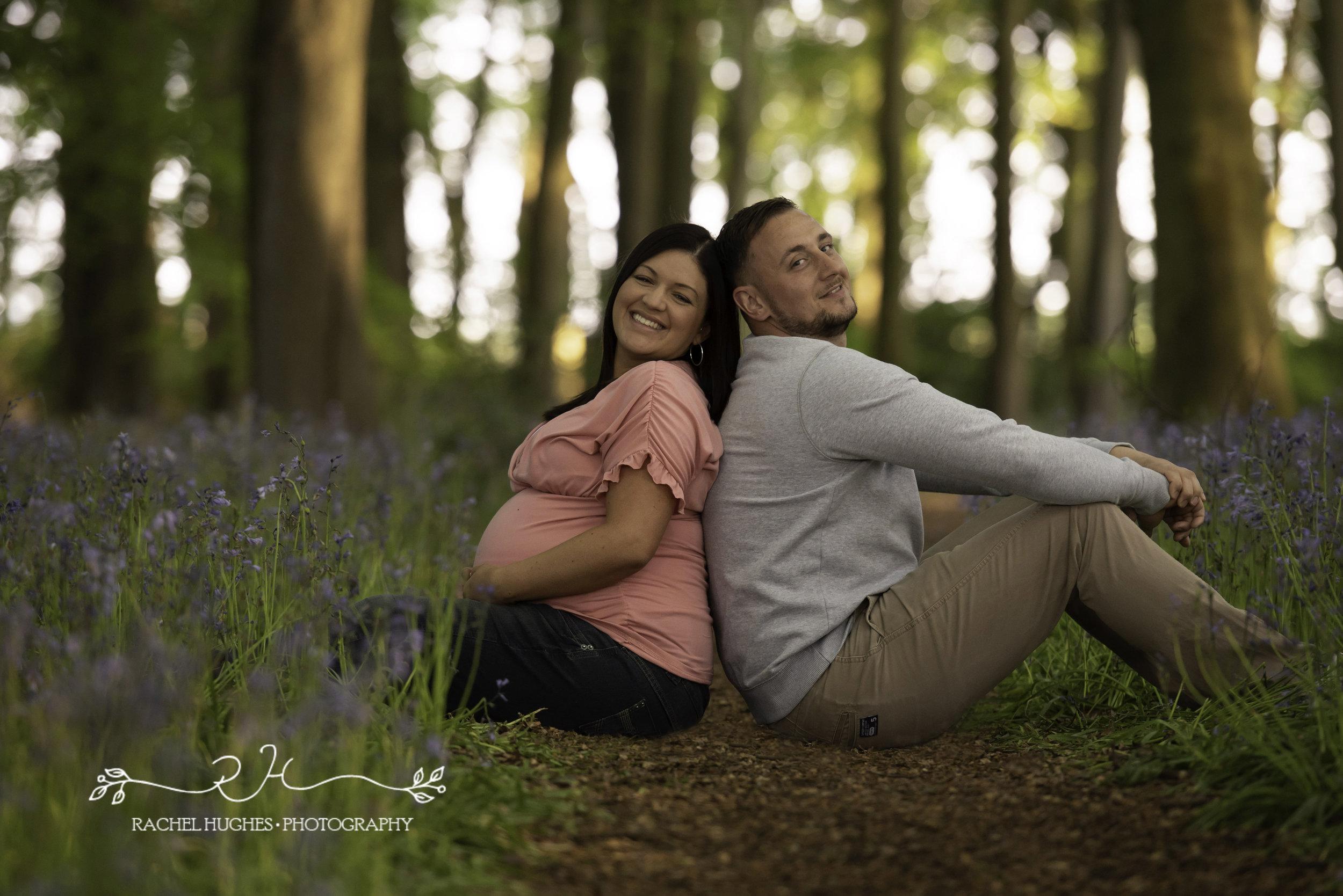 Maternity photoshoot Henley-on-Thames