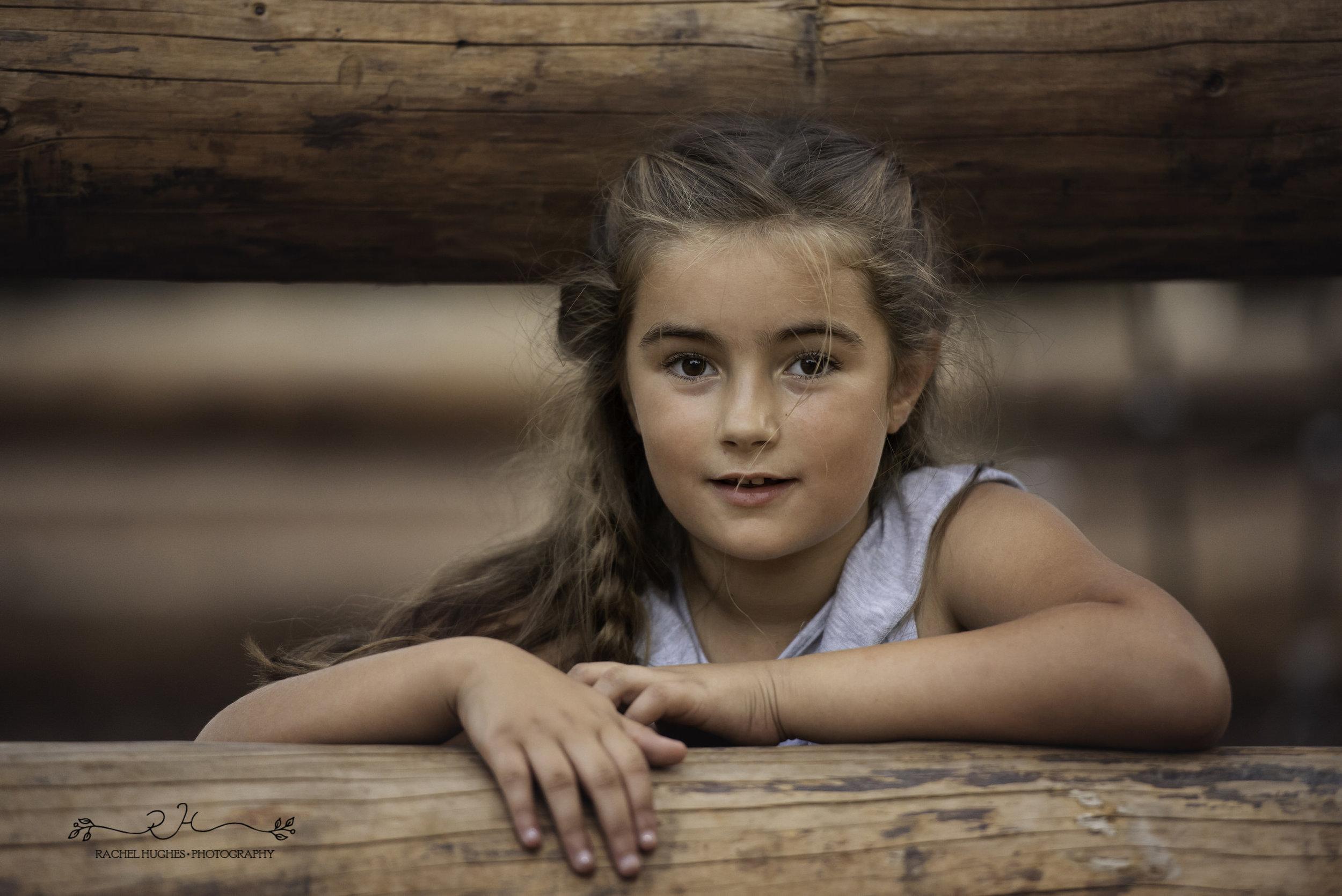 Jersey photographer - girl in playground