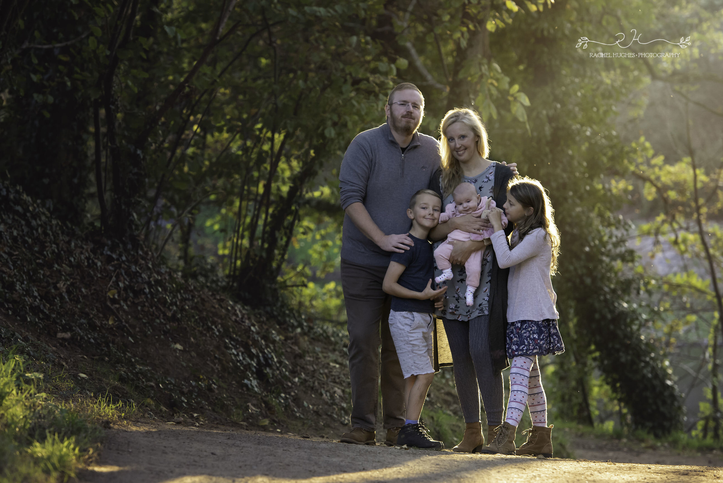 Jersey photographer - family at Queen's Valley Reservoir