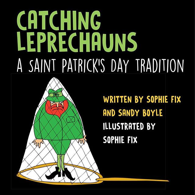 One week until St. Patrick's Day!  Have you built your leprechaun trap?  Read CATCHING LEPRECHAUNS today and start this fun tradition!  Available for download at Amazon and iTunes #catchingleprechauns