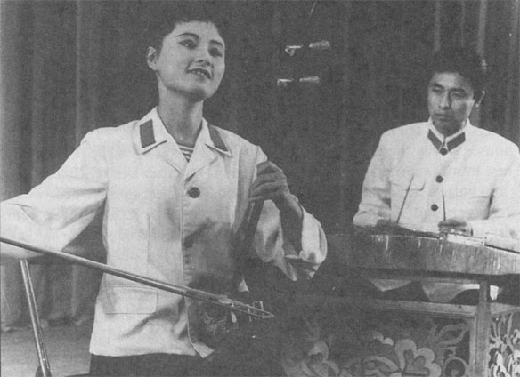 Jiebing in Competition