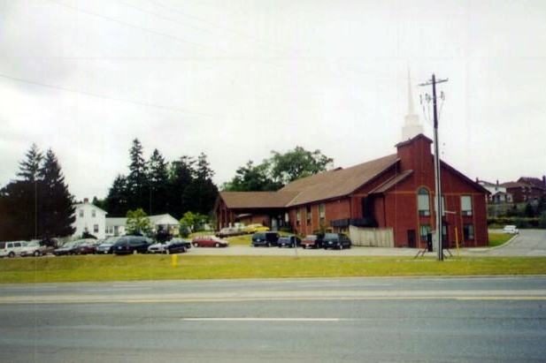 1990 - Built and moved to 550 Kingson Rd. location with 200 people • Name change to Steeple Hill Community Bible Church