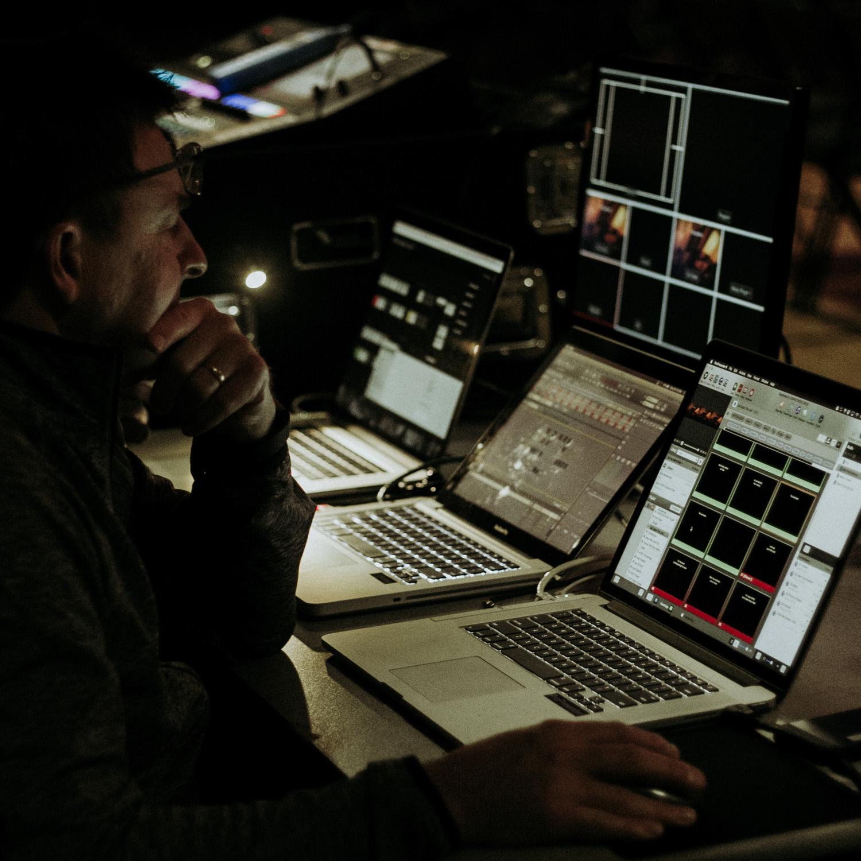 Sunday Production - Sound • Lighting • Video • Lyrics • Graphics