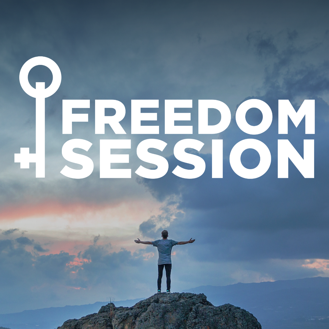Attend Freedom Session - Emotional Healing
