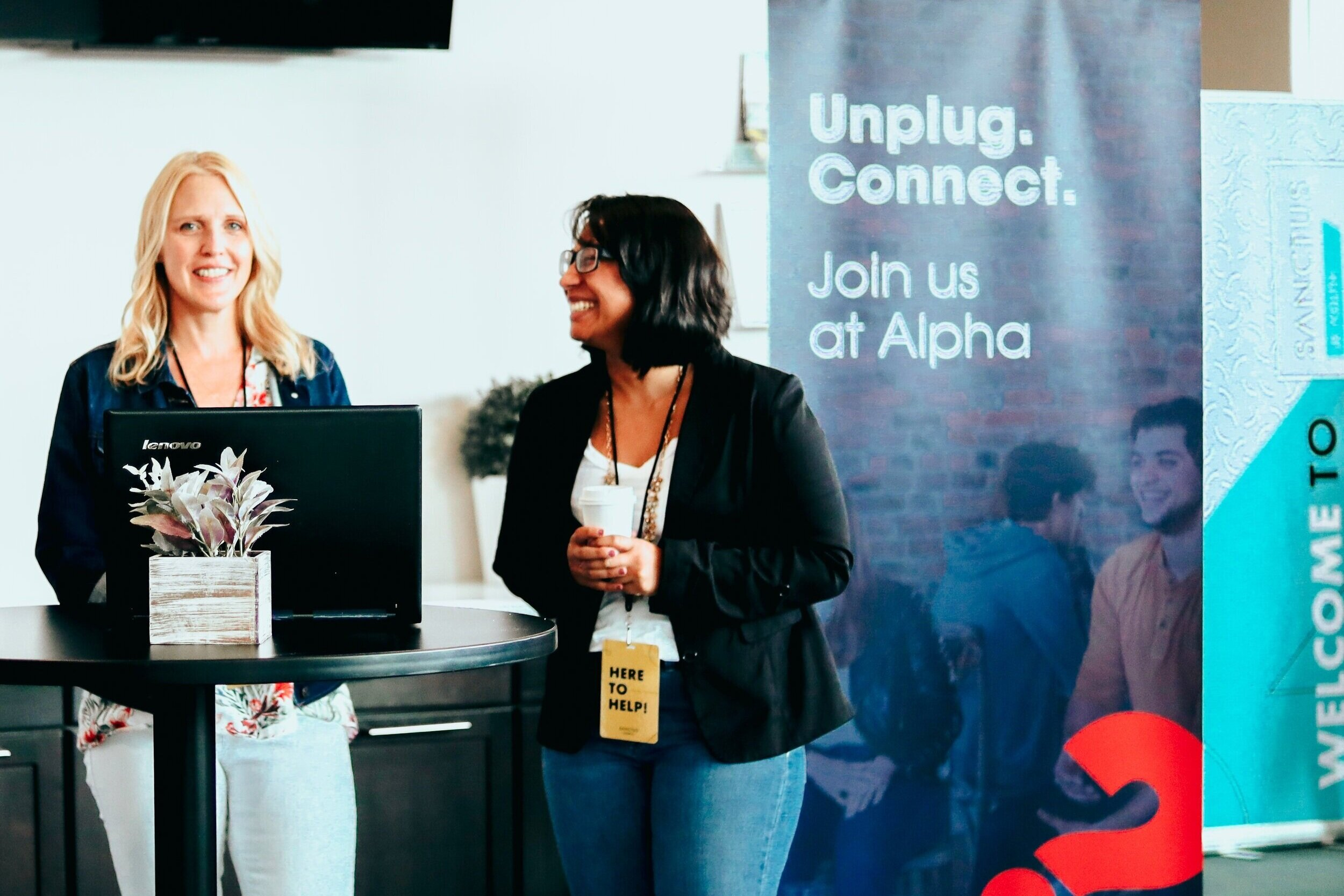 Adult Ministries - Alpha • Connect Groups • Connections