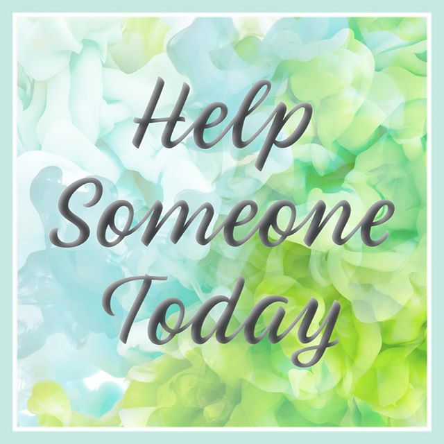 Celebrate the helpers...Those who want to make a difference, even when their friends tell them it's a waste of time. It's not. Blog post link in bio. #help #helping #helpers #volunteer #dogood #crisistextline #self #betweensouls