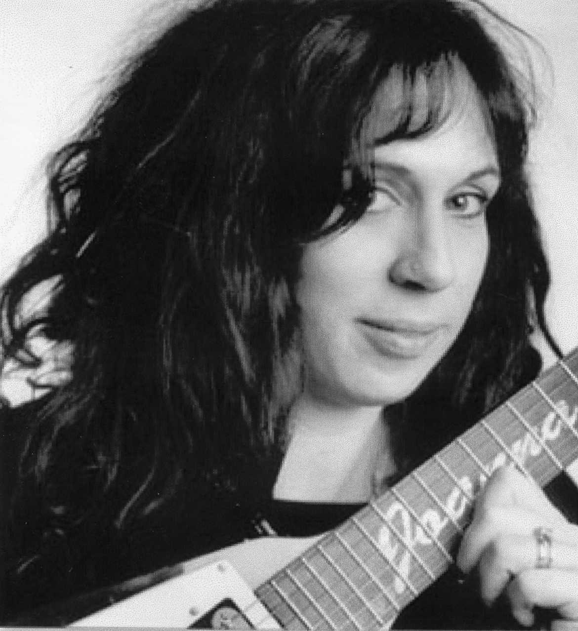 Guitarist, singer, songwriter    Joanna was born in Brooklyn,. After moving to Chicago, Illinois in 1984, she was drawn to the Chicago blues scene, and has become a guitar virtuoso. Eventually sharing the stage with the likes of James Cotton, Junior Wells, Buddy Guy, and A.C. Reed.