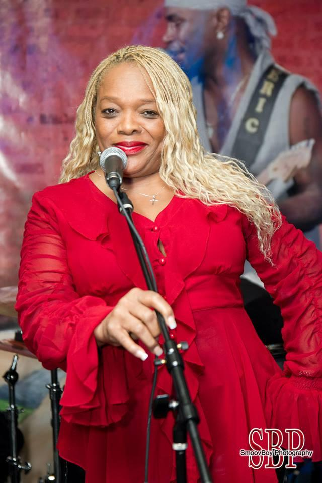 Singer   Born deep in the delta of Mississippi in the early 60's in a typical small town, where church is the focal point, Nellie grew up singing gospel music. She fronts one of the tightest Chicago Blues bands found anywhere in the world.
