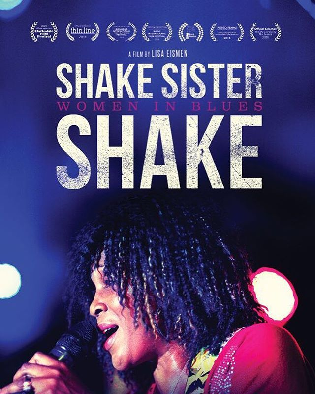 Only 3 days to go until Shake Sister Shake screens at the Maine International Film Festival on the 15th and 19th of July @miffmaine! Hear the stories of 12 inspiring women as they journey through the world of blues. Don't forget to grab your tickets here https://www.miff.org/film/shake-sister-shake/  #womeninblues #maineinternationalfilmfestival #bluesmusic #womenempowerment
