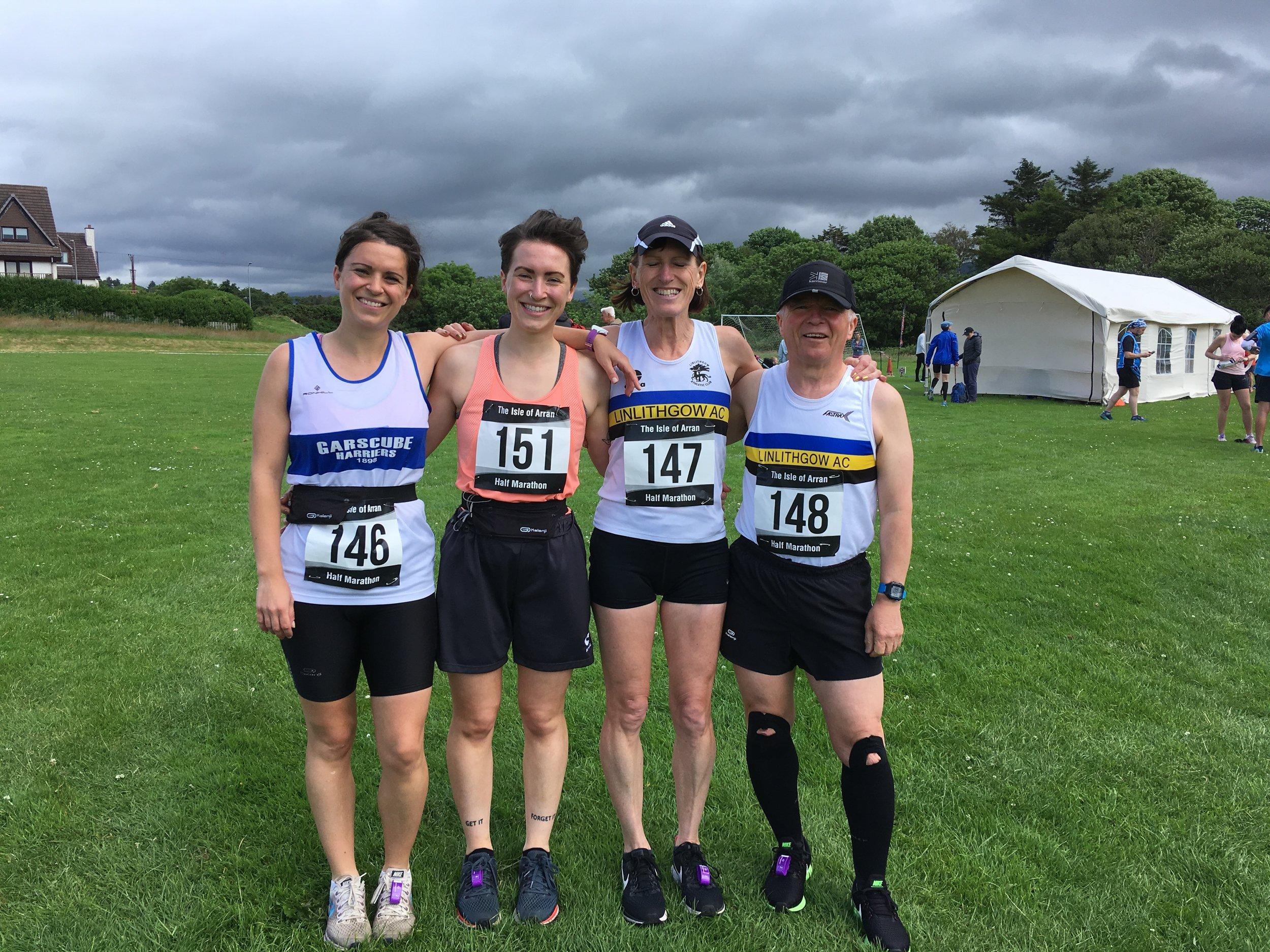 Arran Half Marathon