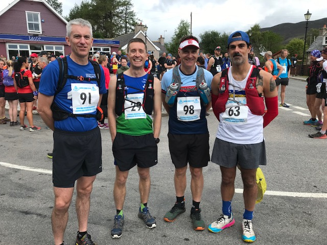 Lairig Ghru hill race