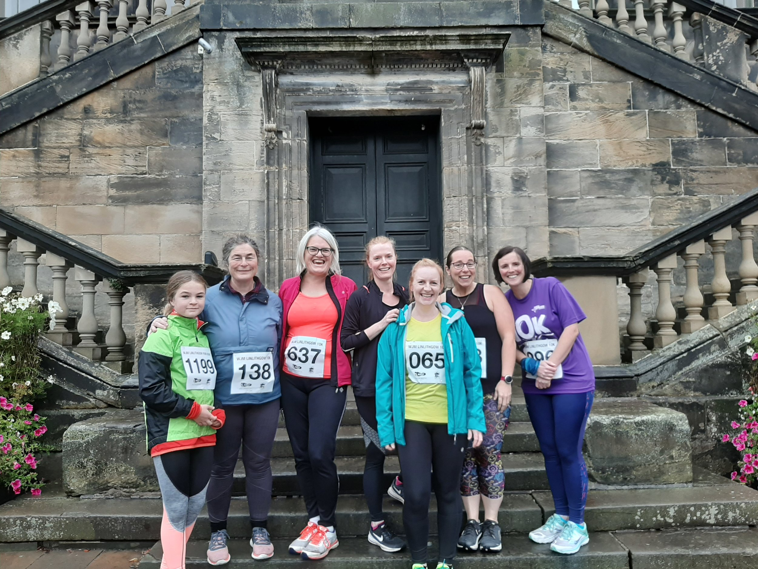 Let' Go Linlithgow group