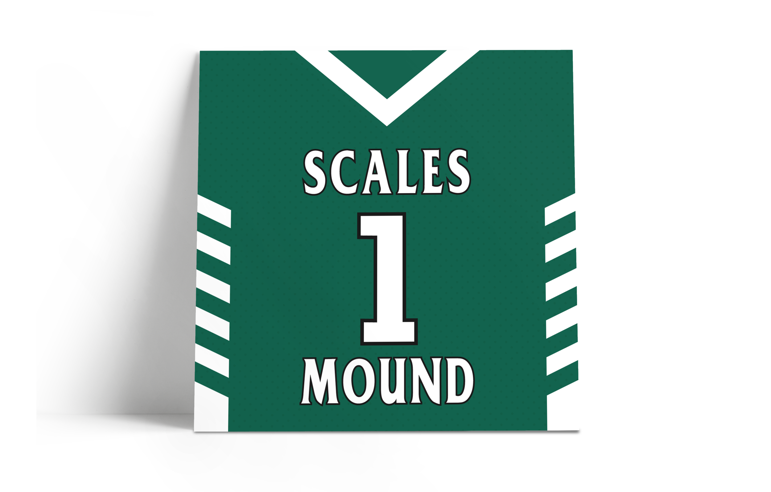 """They turned out phenomenal. Replica did a tremendous job getting the product ready and completed in a very timely fashion, too"" - Erik Kudronowicz, head basketball coach - scales mound hs (IL)"
