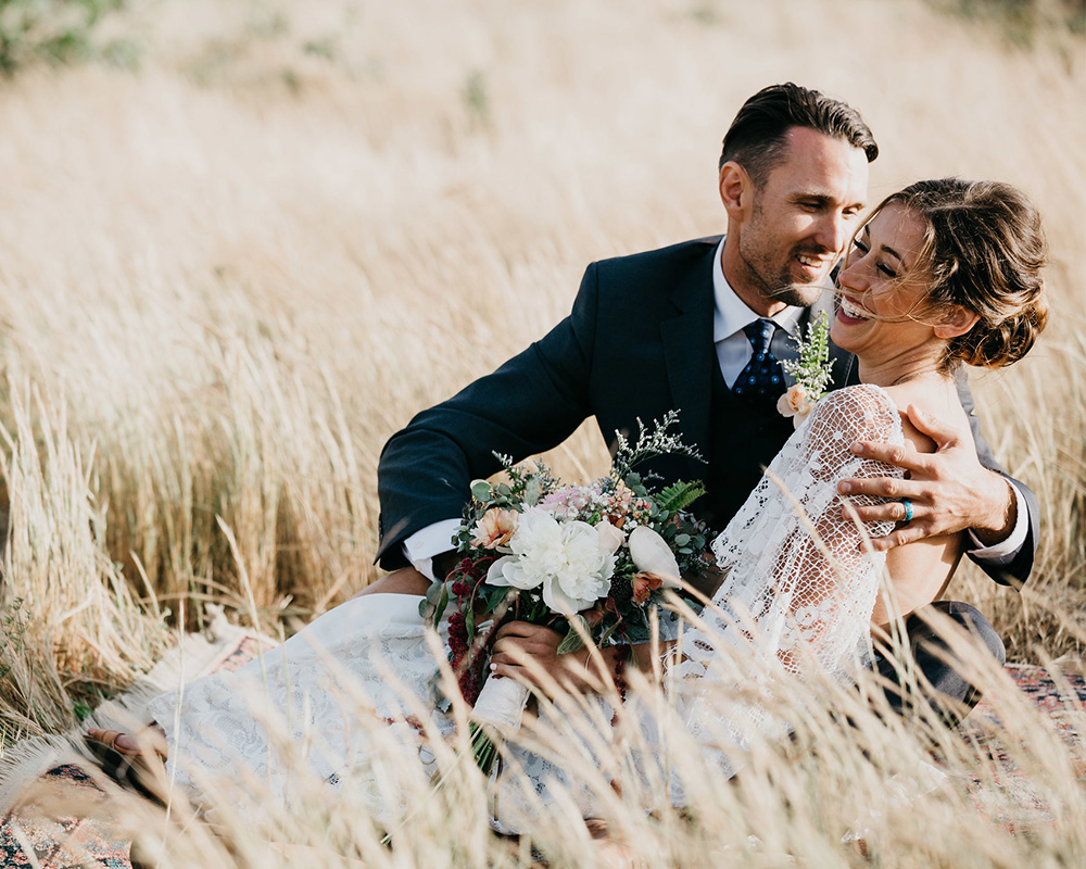 Sara & Tom - SANTA BARBaRA, CALIFORNIA