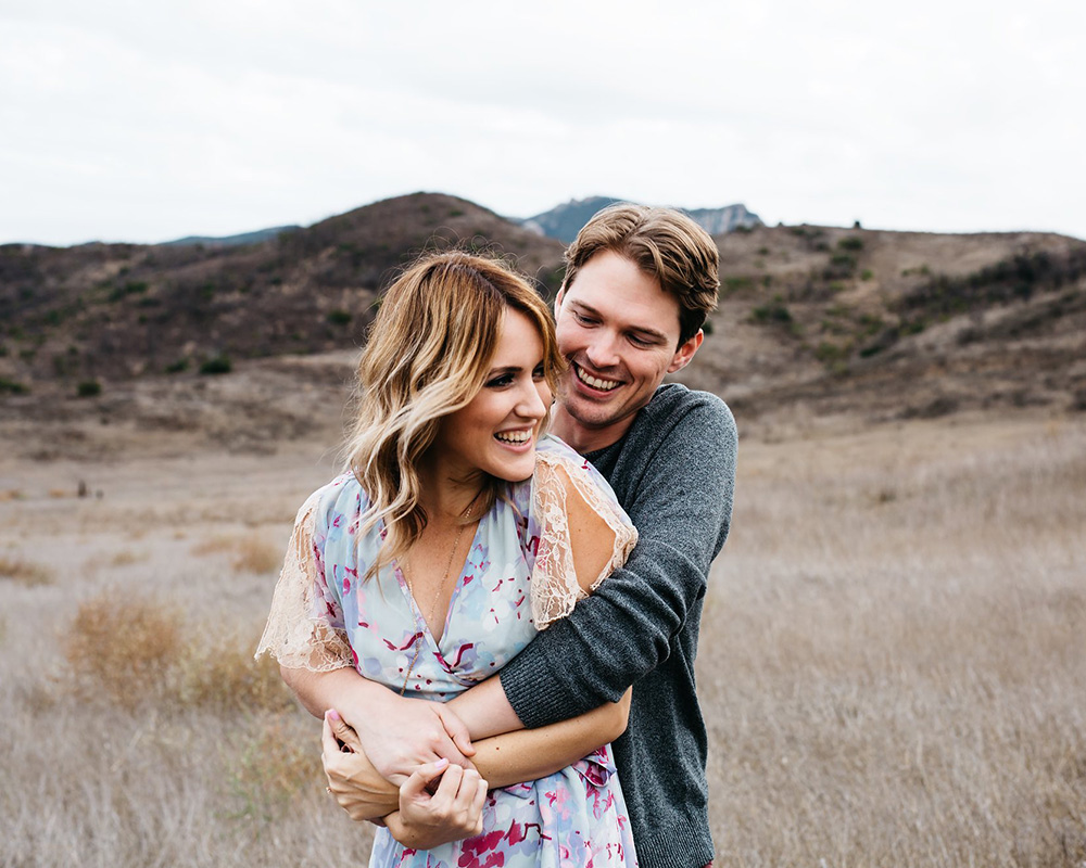 Karin & Brad - CALIFORNIA MOUNTAINS