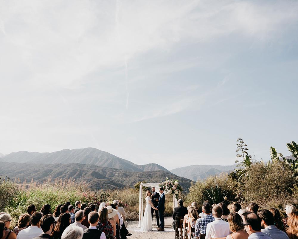 Karin & Brad - OJAI, CALIFORNIA