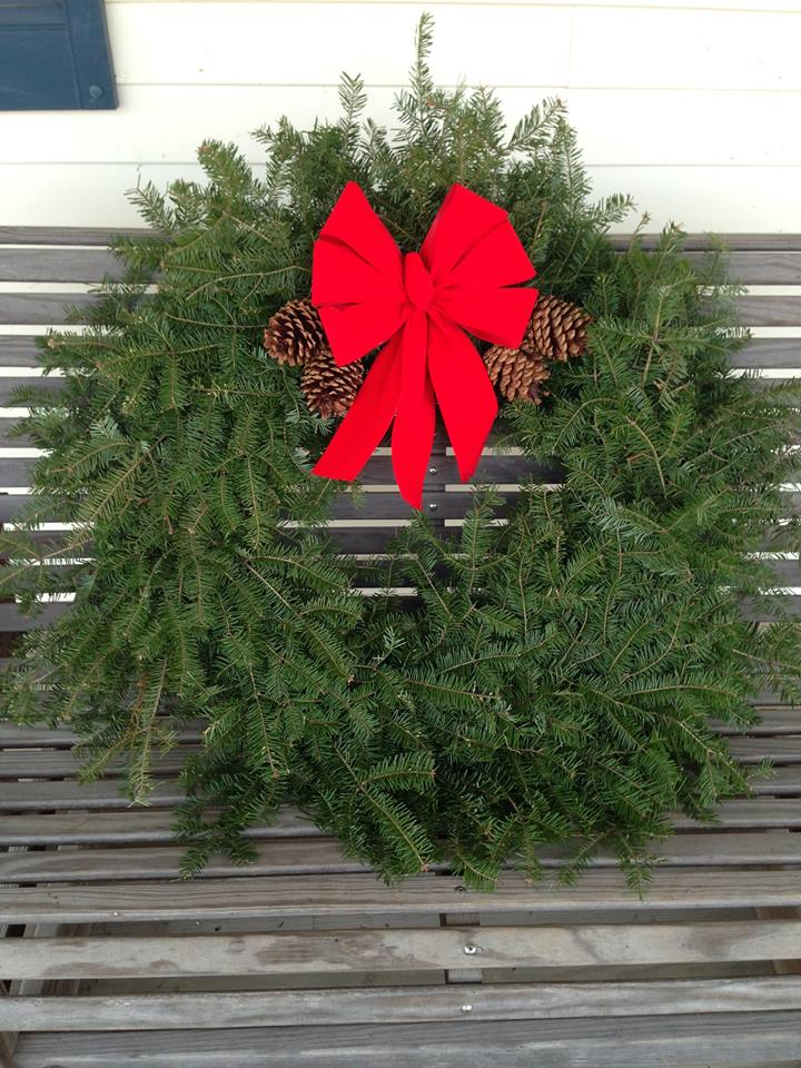 Christmas Shopping Weekend - November 29, 30, Dec 1Wreaths, popcorn, fudge, crafts, gifts & grave blankets available