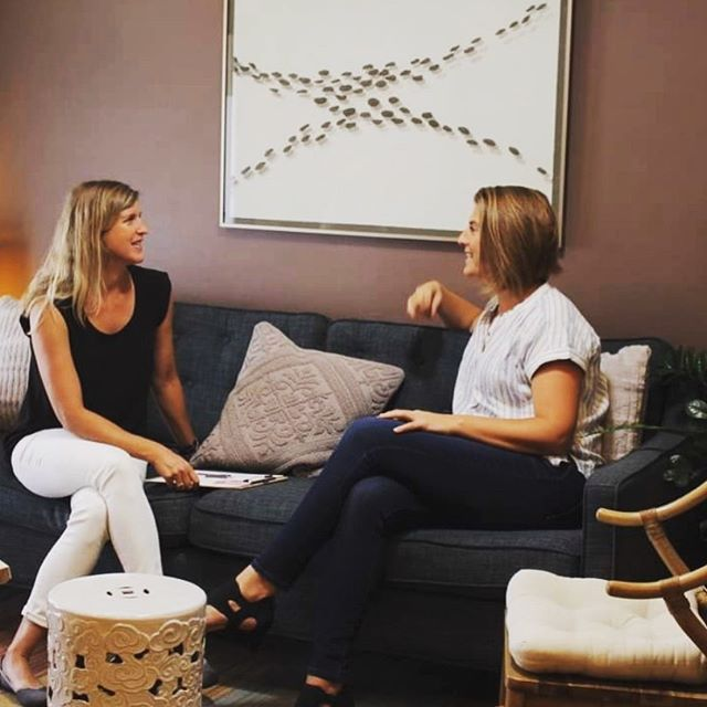 Interviews From The Blue Couch with Dana Price of @iluminahealing sanctuary! Dana asked me to sit down with her to share about @onebreathhealing. Dana is an amazingly talented acupuncturist who specializes in women's health. Everyone needs a good therapist and a good acupuncturist! Link in bio to read more🙏.