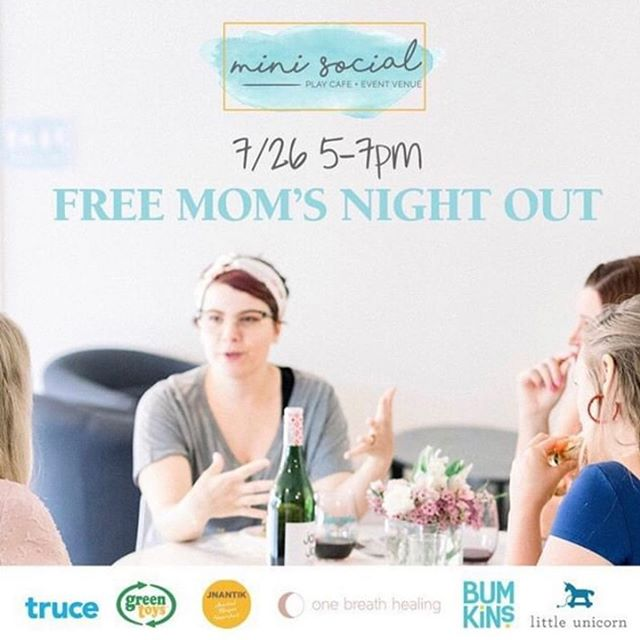 This is @sarahbaummft will be tonight taking about therapy, women's health and motherhood.