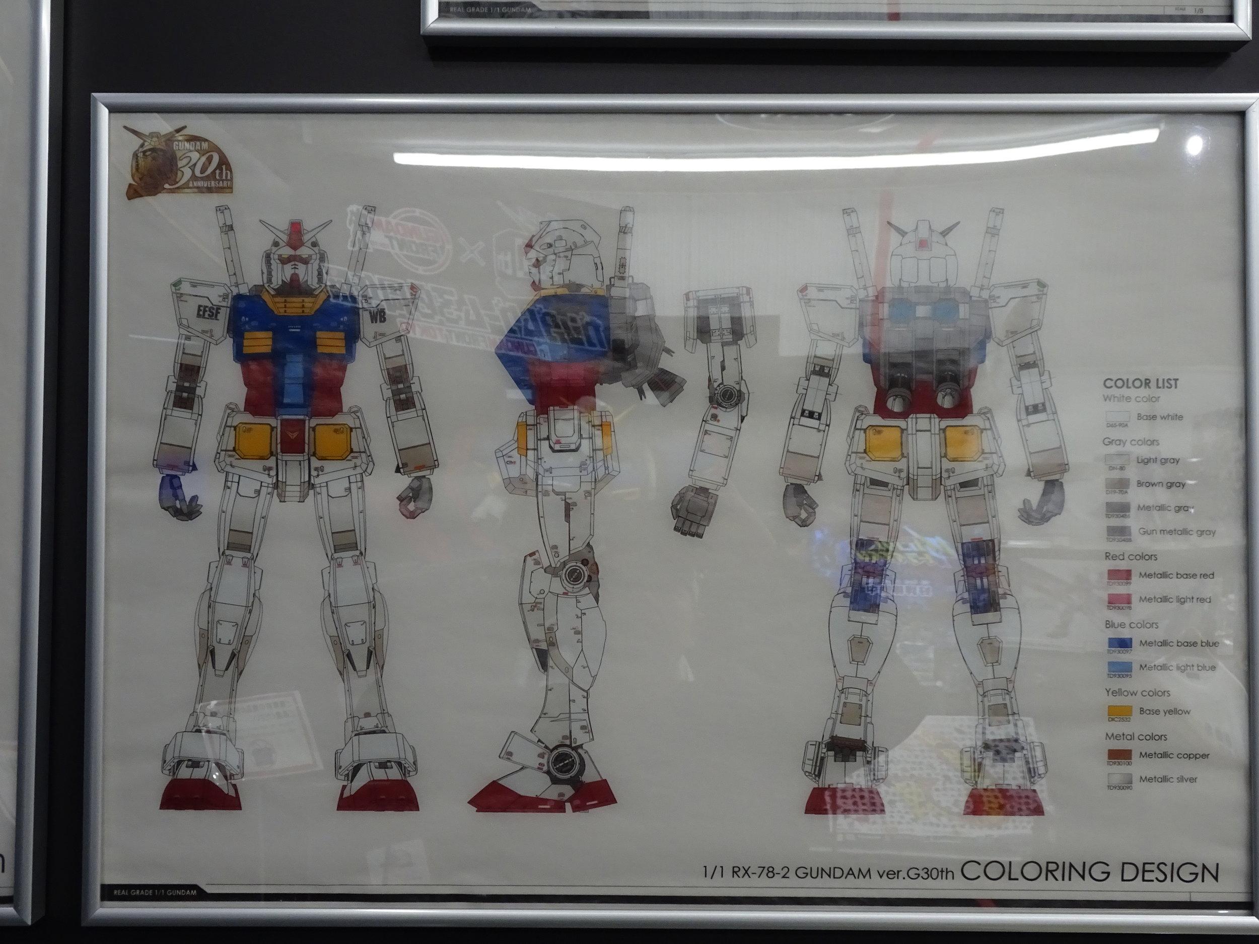 RX-78-2 Gundam 1-1 Statue - 116.jpg