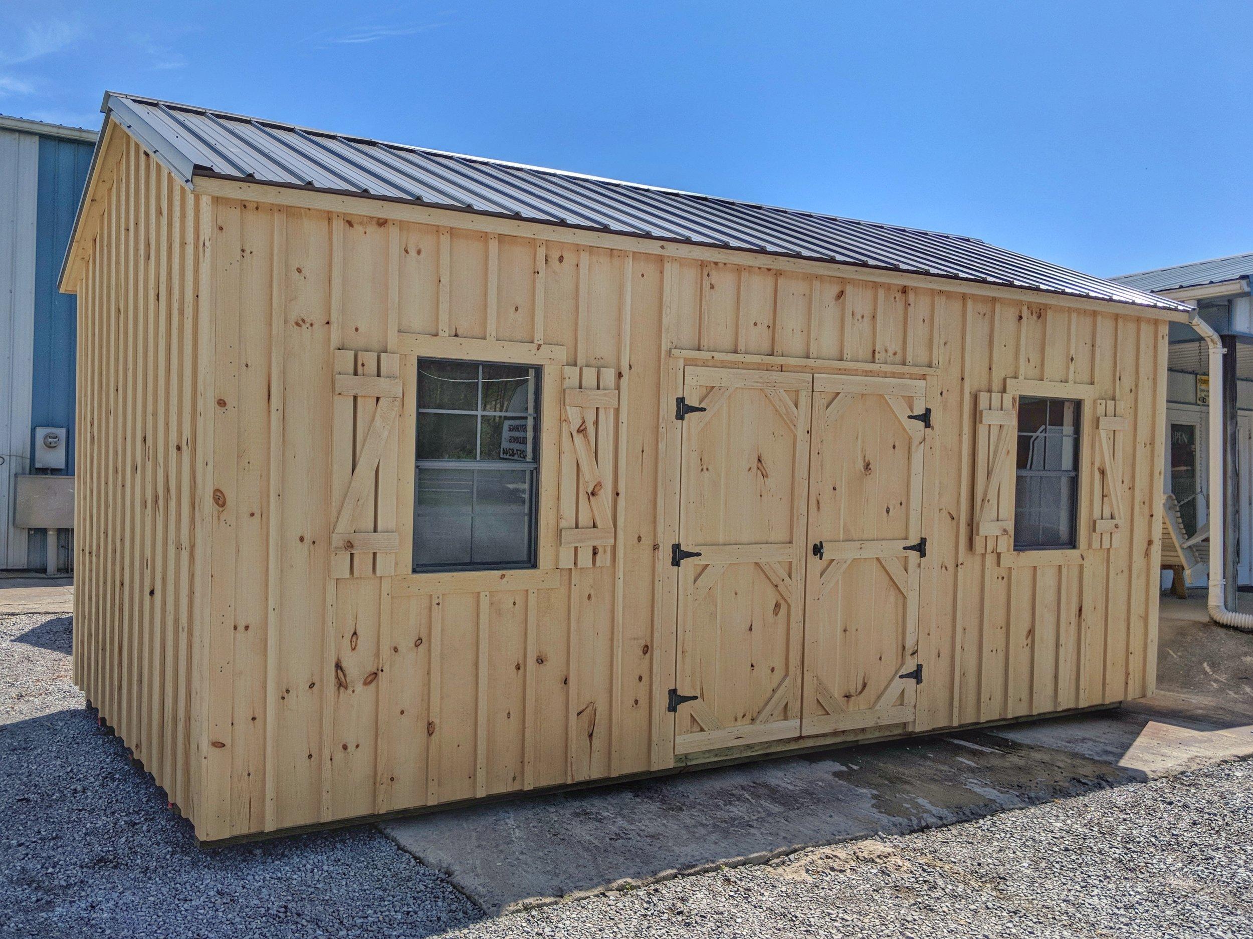 10 x 20 Cottage