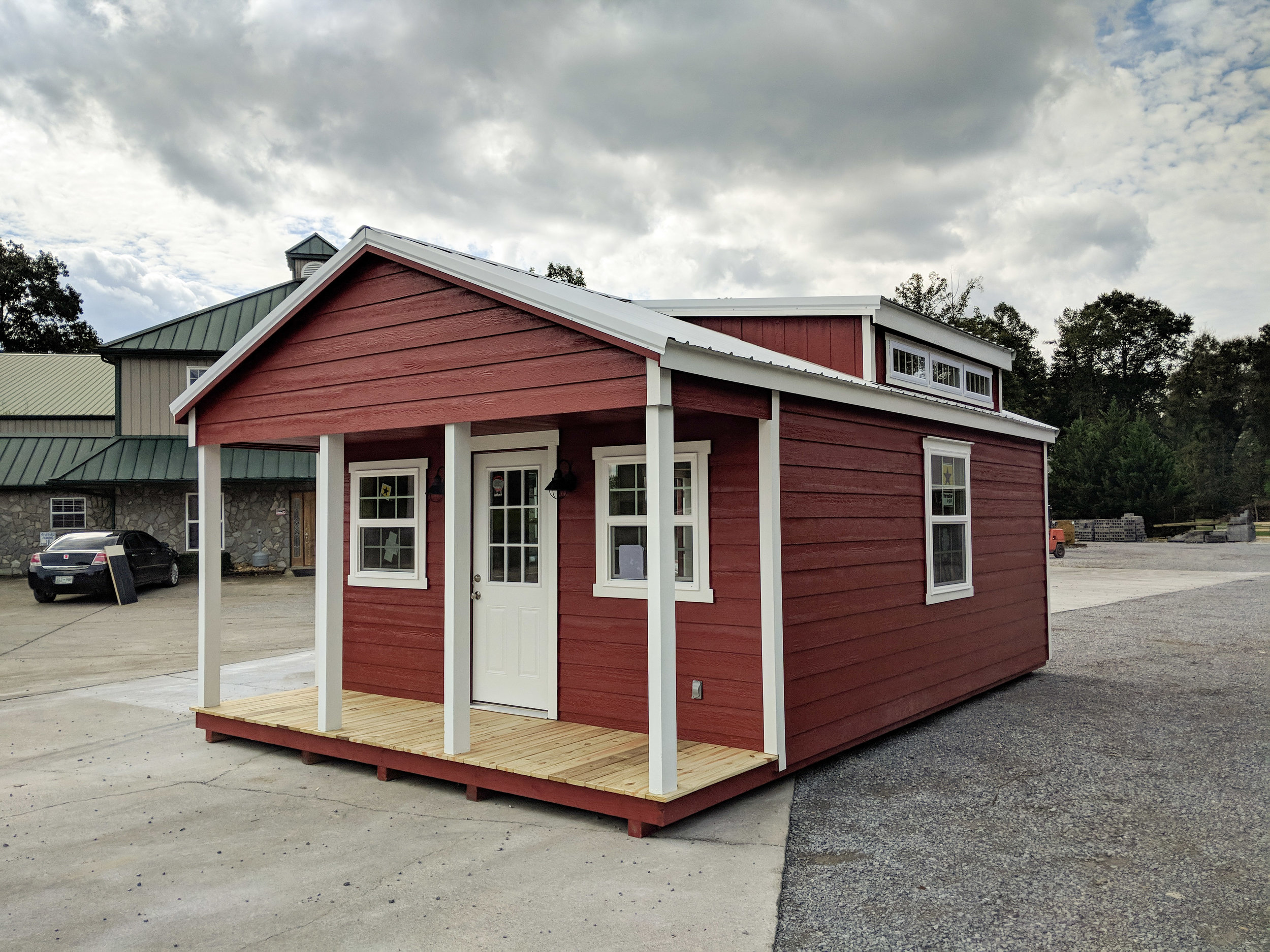 16x24 Cottage