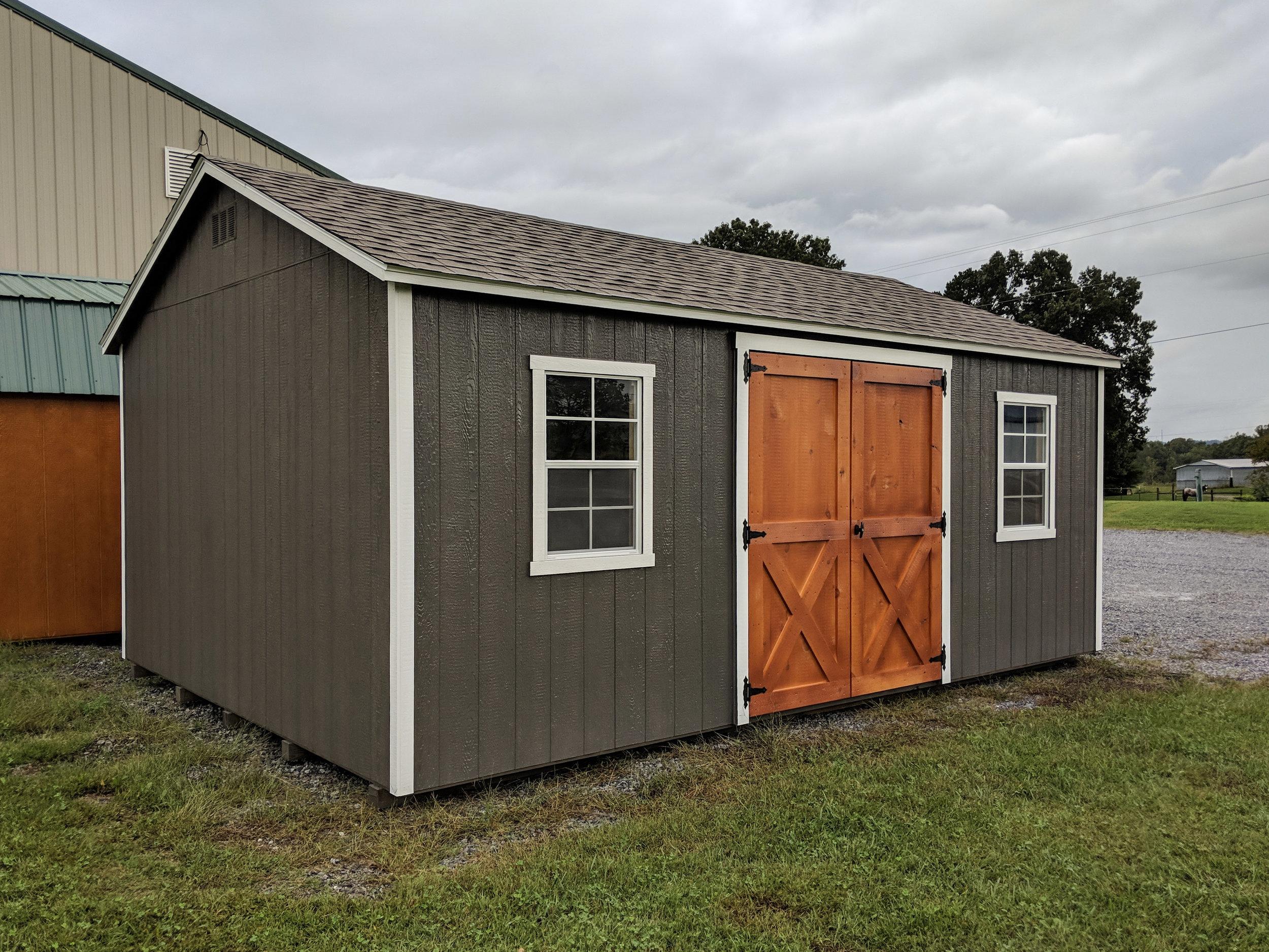 14' x 20' Cottage