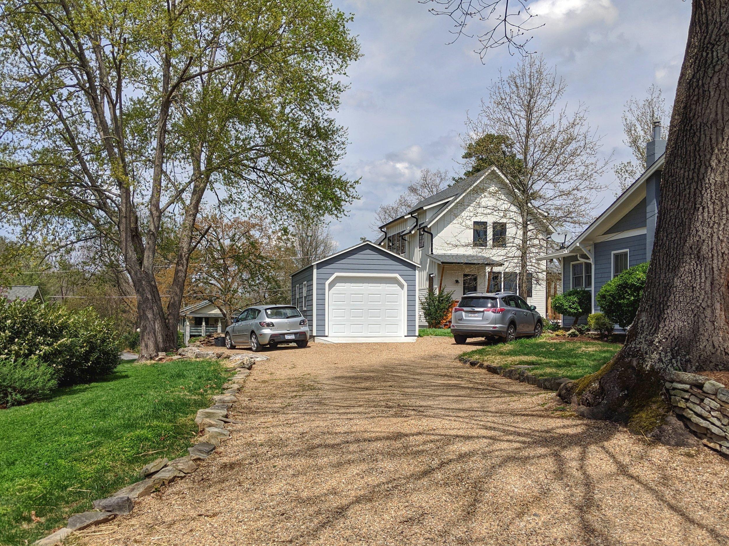 14x24 Cottage Garage
