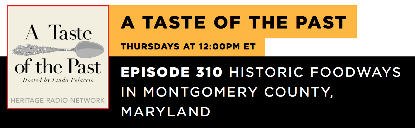 A Taste of the Past - We loved chatting about the Agricultural Reserve with host Linda Pelaccio