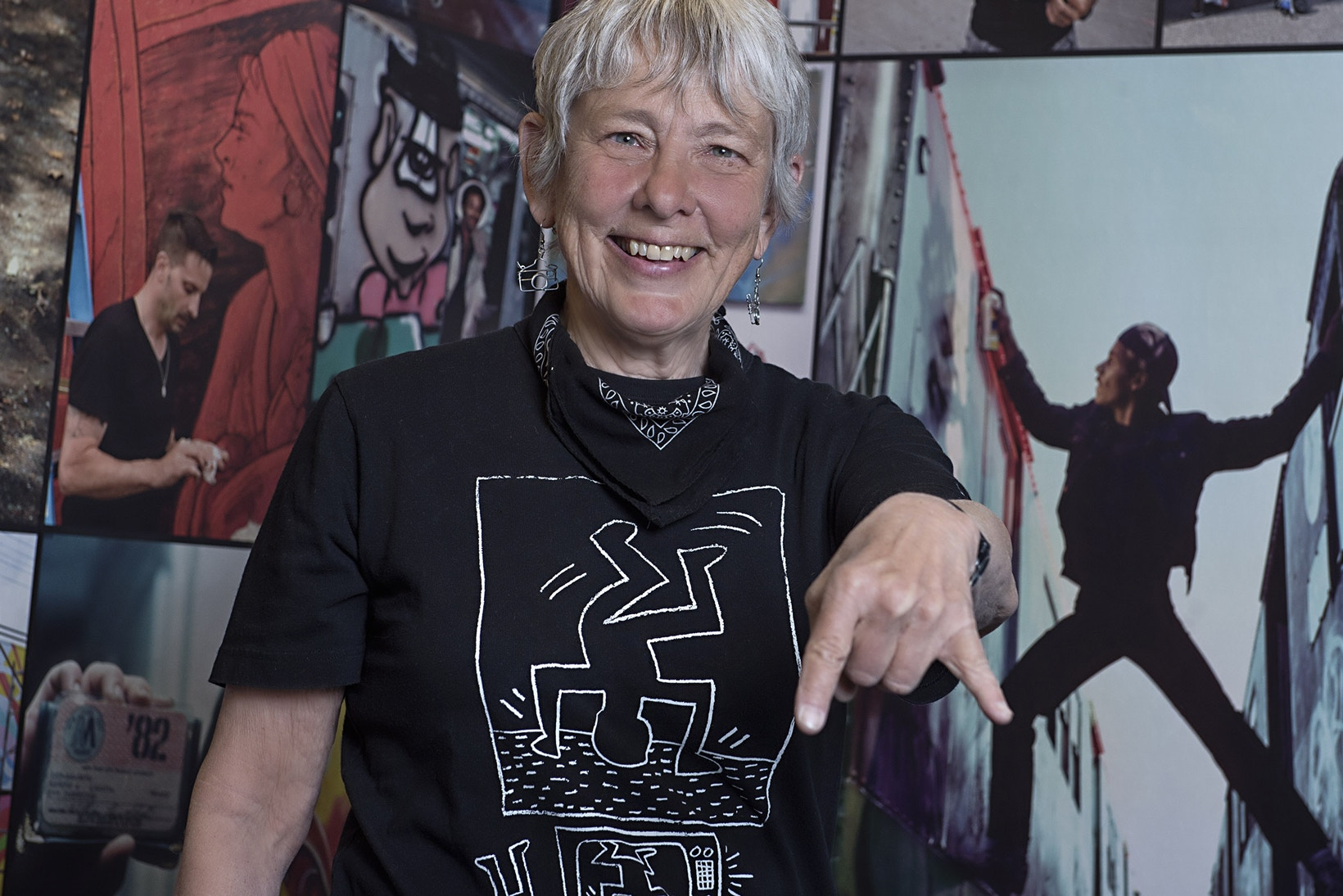 HYPEBEAST  PSA: Stop Calling Marth Cooper an Art Critic The legendary photojournalist talks graffiti, annoying antics and her new show.   (February 14, 2018)