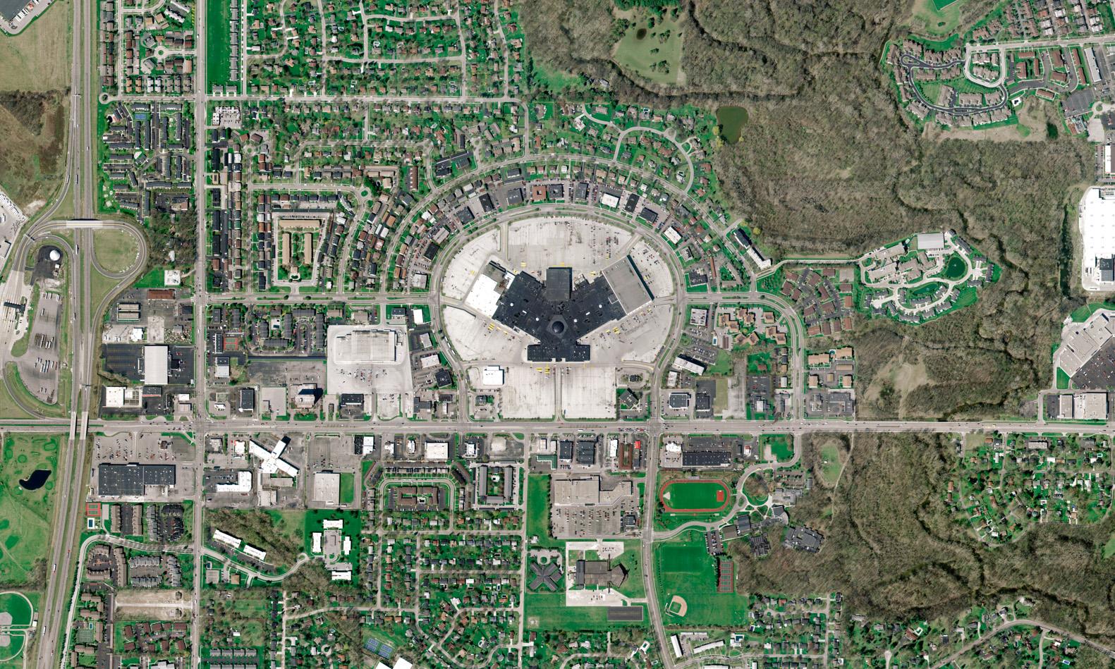 Satellite View - Southwyck Mall, 2006.jpg