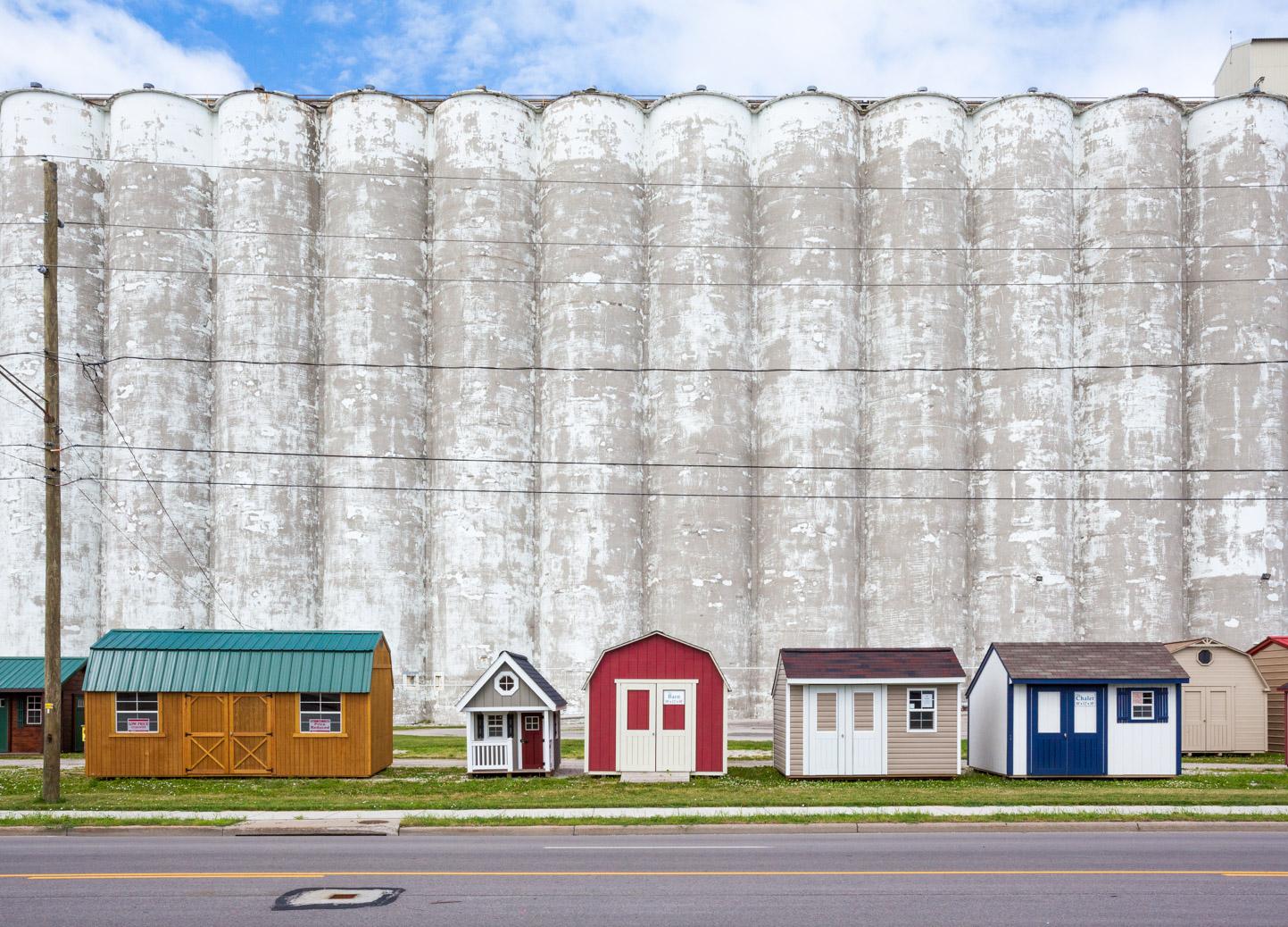 Shed Sale, Maumee, Ohio.jpg