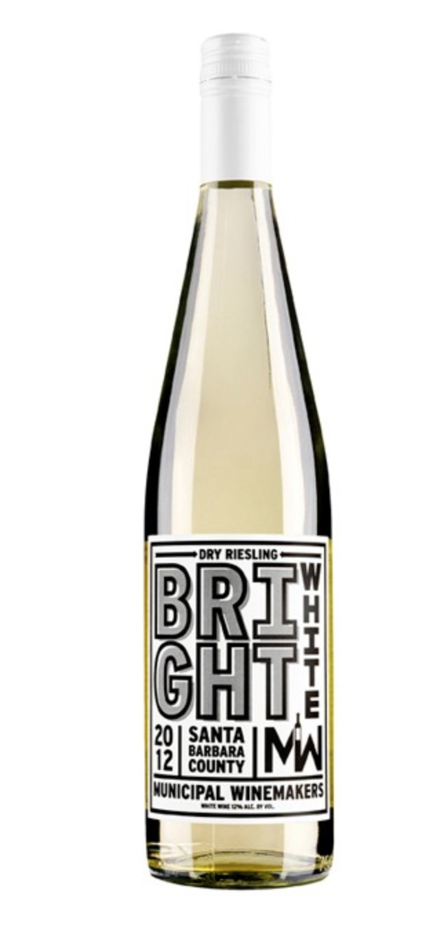 Golden Dry Gem from  Municipal Winemakers