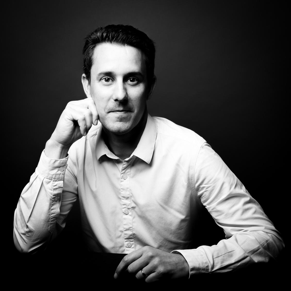 Photographe corporate portrait entreprise Pau Pyrenees-Atlantiques