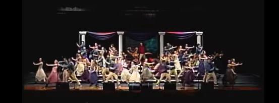 """Class Royale"" – mixed   Homestead High School – Fort Wayne, Indiana"