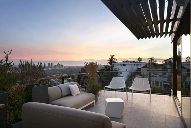 Design Fire Resistant house Los Angeles