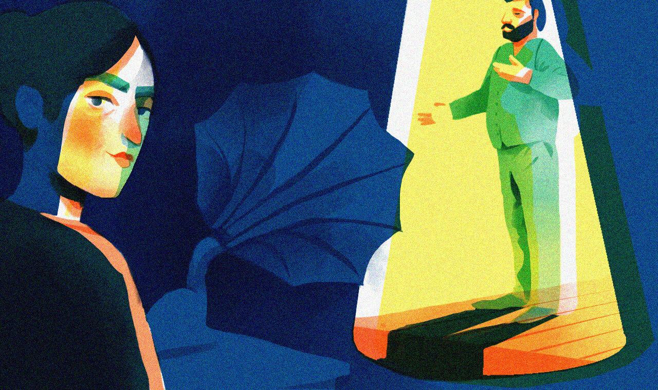 ILLUSTRATION : LOUISE DE CROZALS