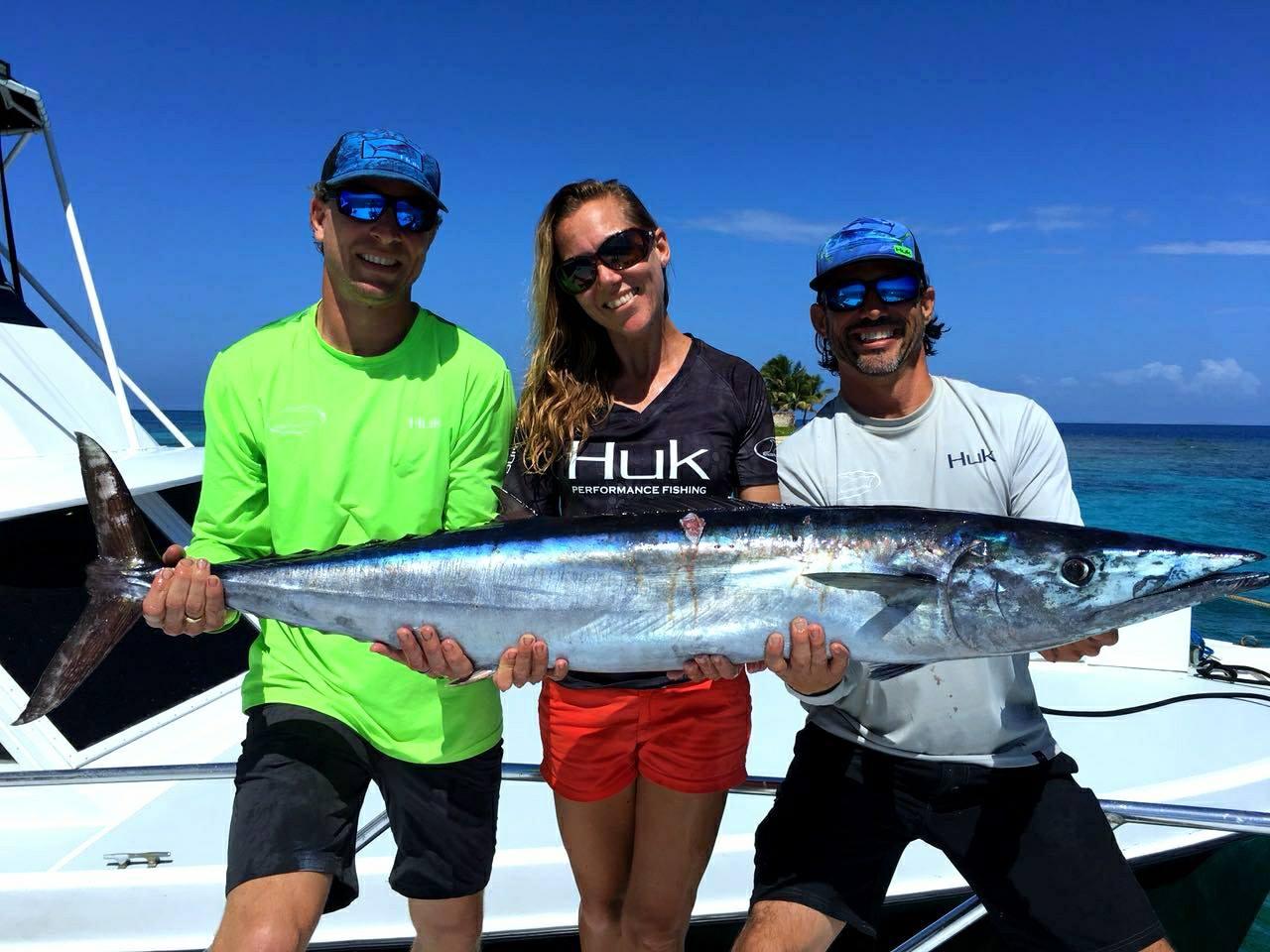 Deep Sea Fishing -