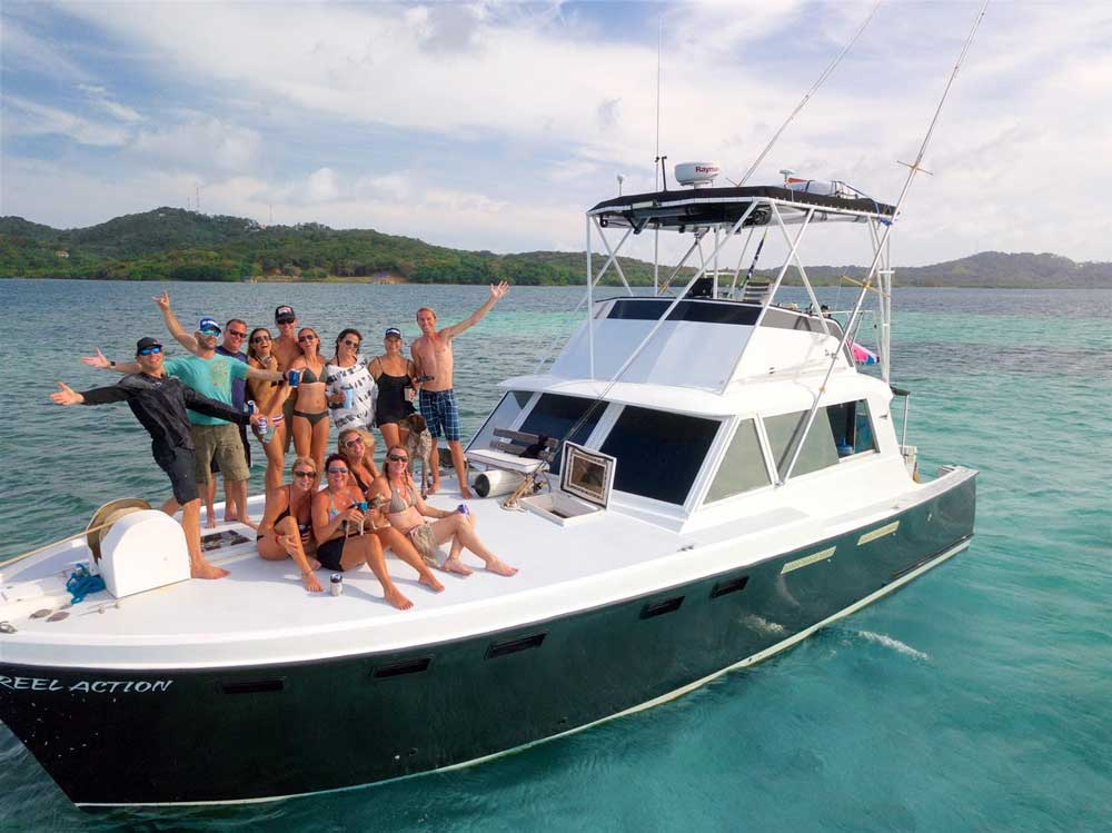 Reserve a Private Boat - All of our trips can be made private. just ask us how.