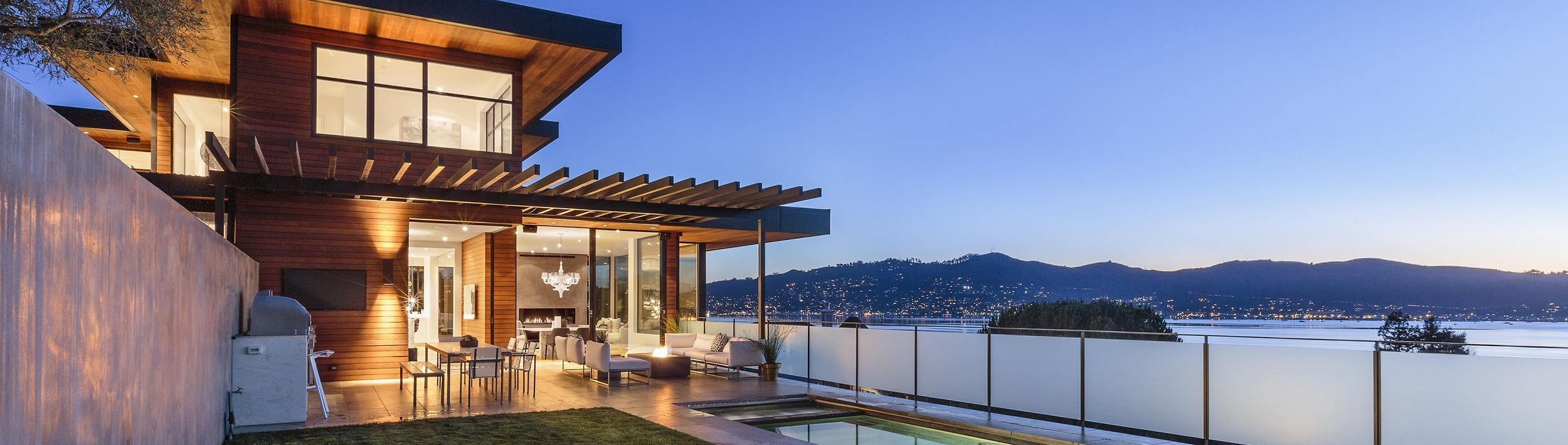 Modern Elegance  Tiburon, California