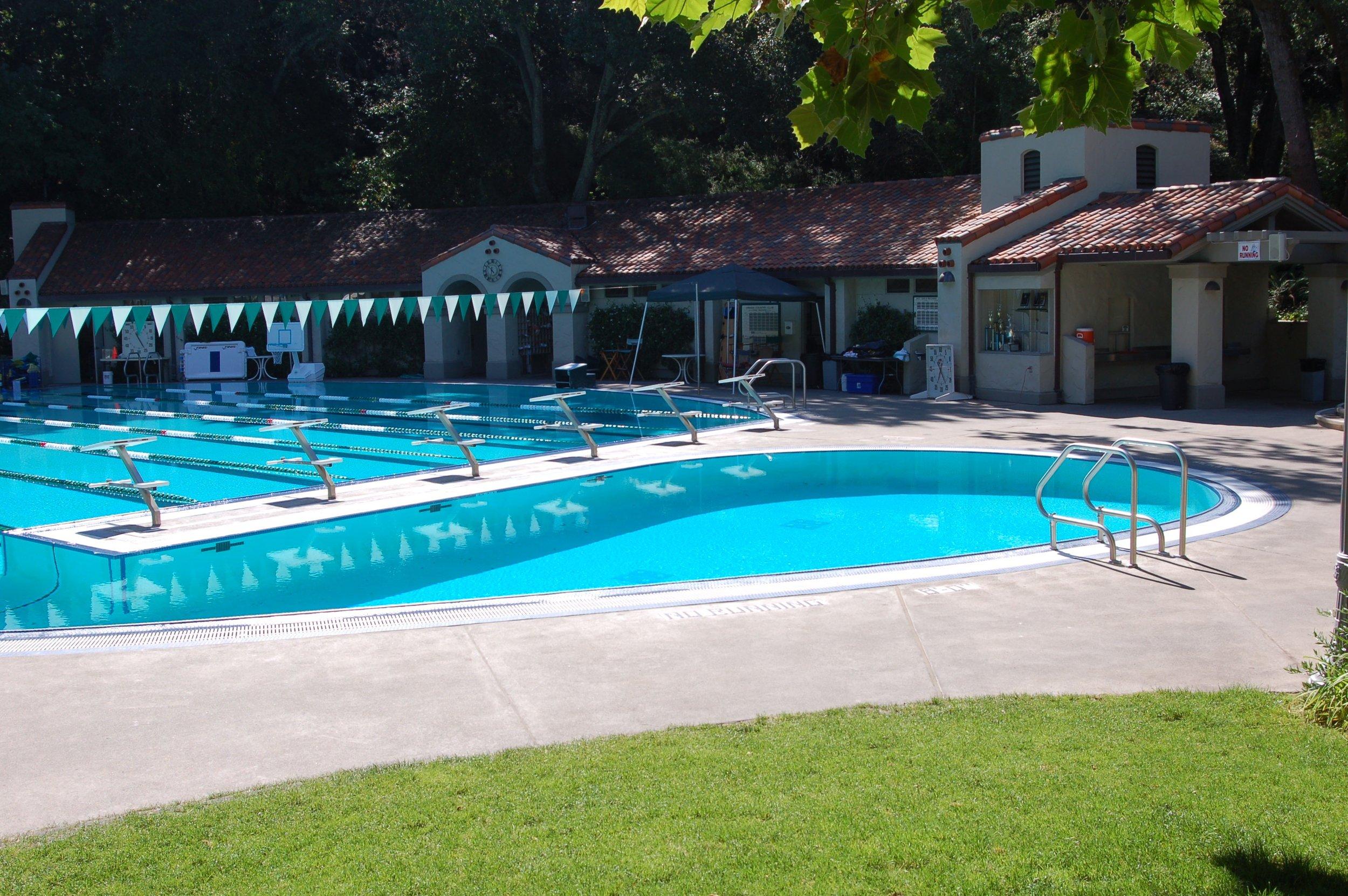 Orinda Country Club  Orinda, California