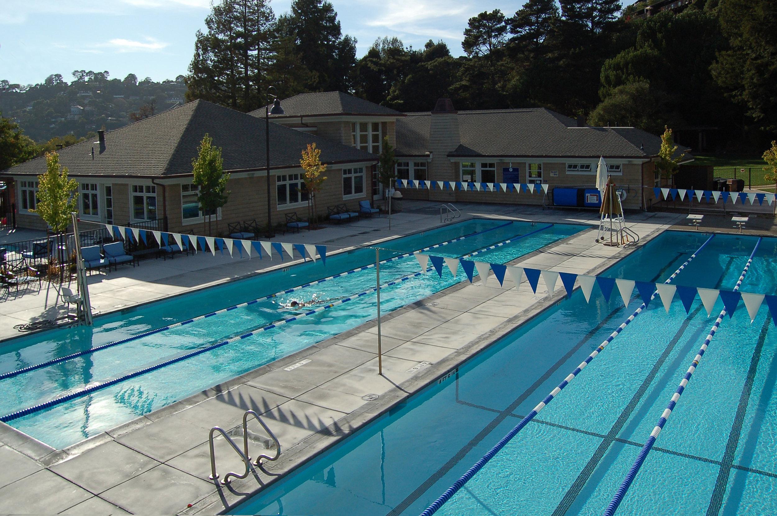Tiburon Peninsula Club  Tiburon, California