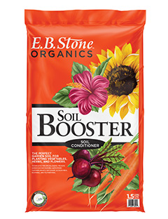 An all organic soil conditioner for mixing into flower beds and vegetable gardens prior to planting. Makes soils easier to work, helps loosen compact soil, conserve moisture and improve soil aeration.   READ MORE