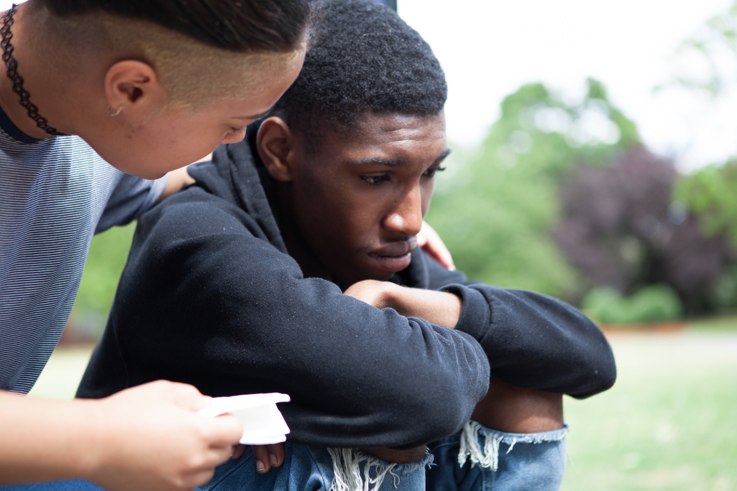 Do you know someone that's being bullied? - A closer look at what you can do if you know someone that's being bullied